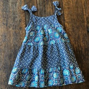 NEW! Baby Gap Floral Dress